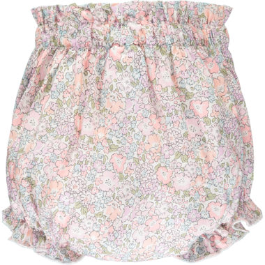 Baby bloomers with liberty fabric Michelle